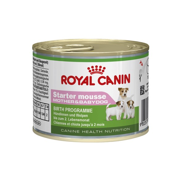 Royal Canin Wet Starter Mousse
