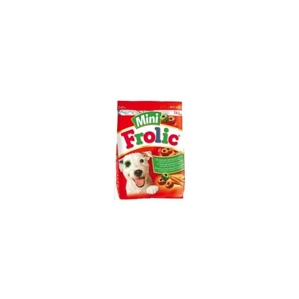 Pedigree Frolic Mini 1 kg