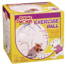 Living World Hamsterboll 12 cm