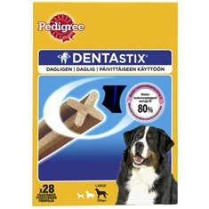 Pedigree Dentastix Large 28 st 800 g