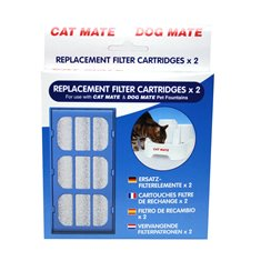 Cat Mate Filter Vattenautomat CatMate 2p