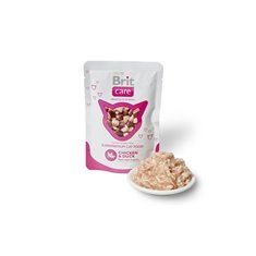 Brit Care Cat Chicken & Duck 80 g