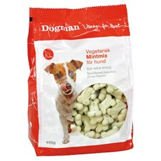 Dogman Mint mix 400g