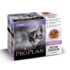 Purina Pro Plan Cat Kitten Turkey 10x85 g