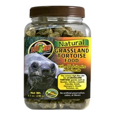 Zoo Med Natural grassland Tortoise Food 240 g