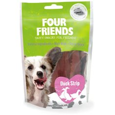 FourFriends Dog Duck Stripe