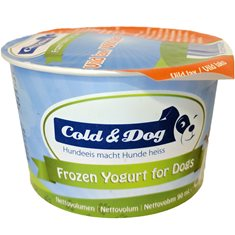 Cold & Dog Frozen Yogurt Lax