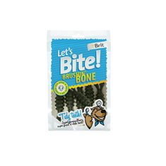 Brit Let's Bite Dental Brushin Bone 90 g