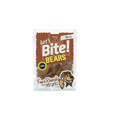 Brit Let's Bite Bears (Vildsvin) 150 g