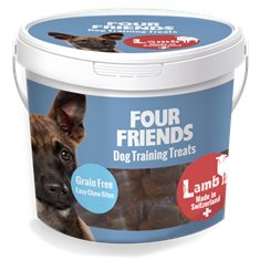 FourFriends Training Treats Lamb 400 g