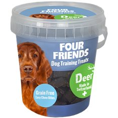 FourFriends Training Treats Deer 400 g