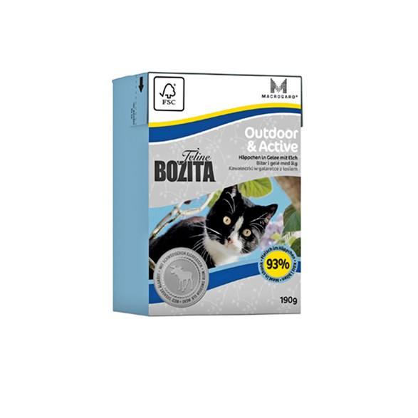 Bozita Feline Outdoor & Active 190 g
