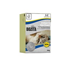 Bozita Feline Indoor & Sterilised 190 g
