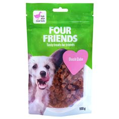 FourFriends Dog Duck Cube 100 g