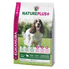 Eukanuba Nature + Adult Medium Lamb