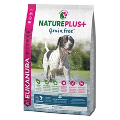 Eukanuba Nature + Grain Free Adult Salmon