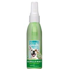 Tropiclean Oral Care Spray Vanilla Mint