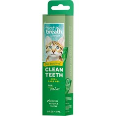 Tropiclean Oral Care Gel Katter 59 ml