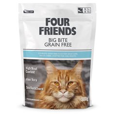 FourFriends Cat Big Bite Grain Free