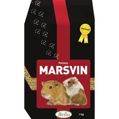 Bello Marsvinspellets Premium 1 kg