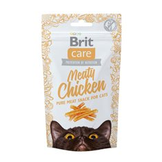 Brit Care Cat Snack Meaty Chicken