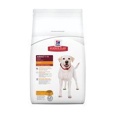 Hill's Sience Plan Adult Light Large Breed Chicken 12 kg