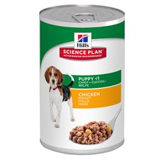 Hill's Sience Plan Puppy Burk 370 g