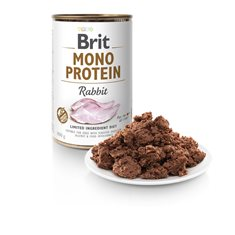 Brit Care Mono Protein Rabbit 400 g