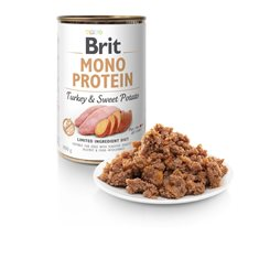 Brit Care Mono Protein Turkey & Sweet Potato
