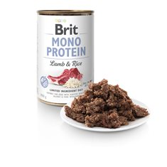Brit Care Mono Protein Lamb & Brown Rice 400 g