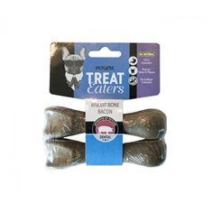 Treateaters Biscuit Bone Bacon S 2-Pack