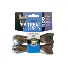 Treateaters Biscuit Bone Beef S 2-Pack