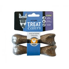 Treateaters Biscuit Bone Chicken S 2-Pack