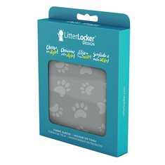 Litterlocker LitterLocker Design sleeve Cat Paws