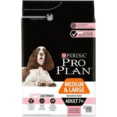 Purina Pro Plan Medium & Large Adult 7+ Optiderma 14 kg