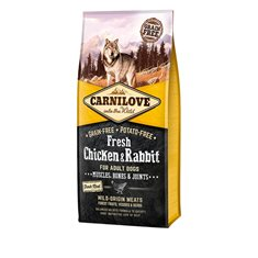 Carnilove Dog Fresh Chicken & Rabbit