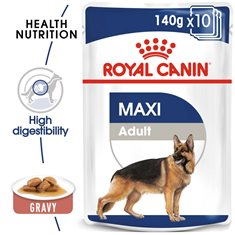 Royal Canin Wet Maxi Adult 10x140 g