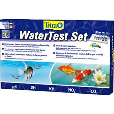 Tetra Water Testset Gh/Kh/ Ph/No2/Co2