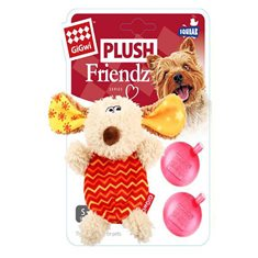 GiGwi Plush Friendz Hund