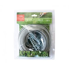 Active Canis Tie Out Cabel Set
