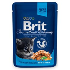 Brit Premium Kitten Chicken
