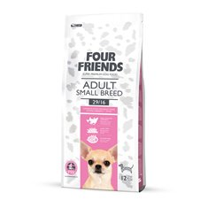 FourFriends Dog Adult Small Breed