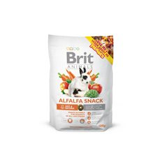 Brit Animals Alfalfa Snack Gnagare