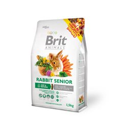 Brit Animals Kanin Senior Complete