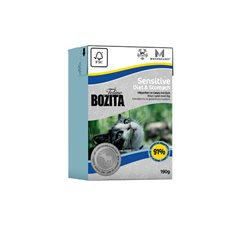 Bozita Feline Sensitive Diet & Stomach Bitar i gelé
