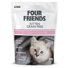 Four Friends Cat Kitten Grain Free