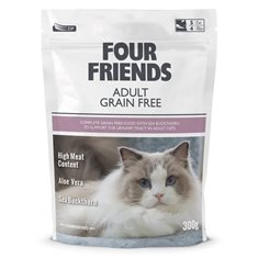 Four Friends Cat Adult Grain Free