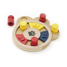 Petcare No 3 Dog Brain Training Game