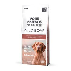 Four Friends Dog Grain Free Wild Boar