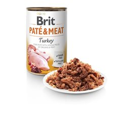 Brit Paté & Meat Turkey